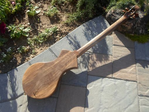 Custom Made Vipar Deep Body Stick Dulcimer Lute Style. Available Now