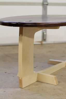 Custom Made Cantilever Coffee Table