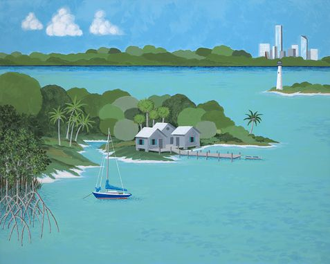 Custom Made Tropical Idyll