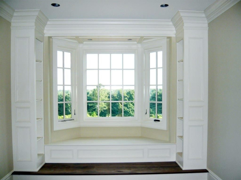 Window Seat Living Room Handmade Built In Window Seat By Two Rivers Woodworking