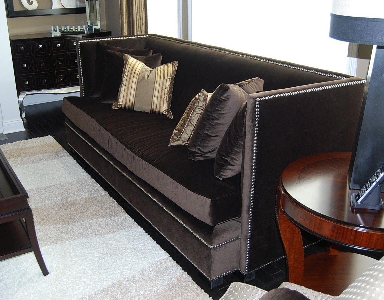 custom shelter arm sofa by access designer decor. Black Bedroom Furniture Sets. Home Design Ideas