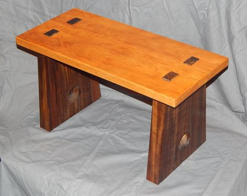 Custom Made Step Stool #2