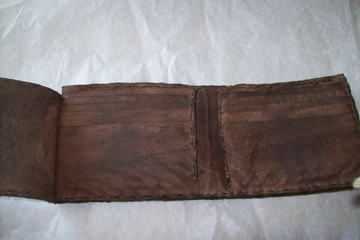 Custom Made Custom Leather Trifold Wallet