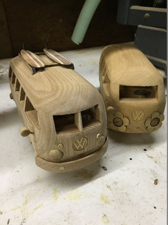 Buy Custom Surf City Vw Bus Made To Order From Grampa S