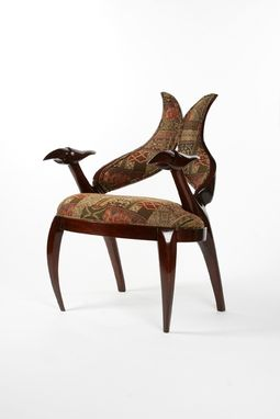 Custom Made Bird Chair