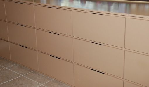 Custom Made Custom Storage Cabinets