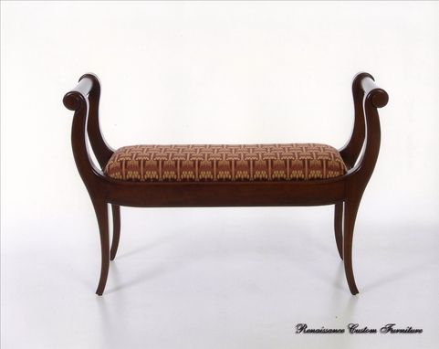 Custom Made #600 Settee Bench