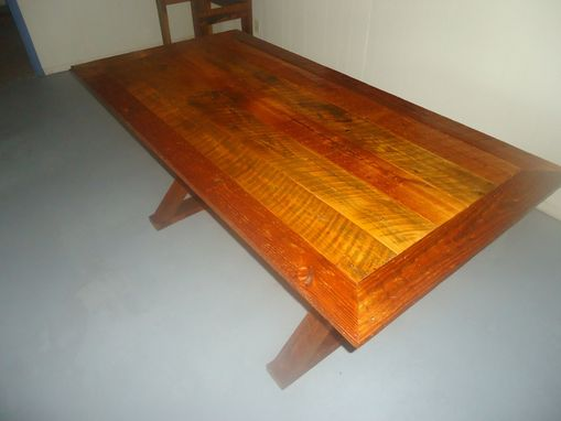 Custom Made Handmade Farm House Table