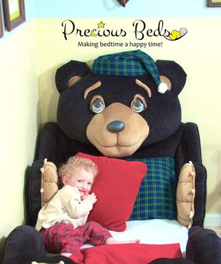 Custom Made The Teddy Bear That Holds You!