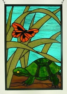 Custom Made Butterfly And Turtle, Made To Order