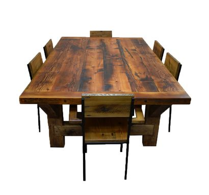 Custom Made Big And Thick Dining Or Conference Tables