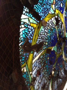 Custom Made Stained Glass Projects - Mosaic, Door, Window, Sword, Art, Other