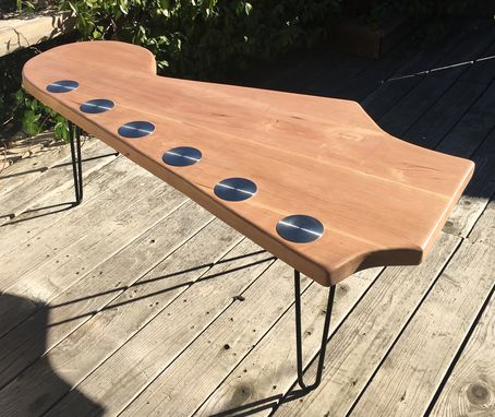 Custom Made Custom Shape Coffee Tables