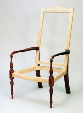 Custom Made Lolling Chair