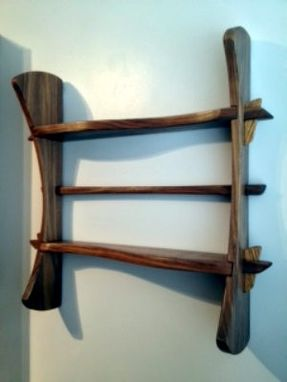 Custom Made The Mirror Shelf