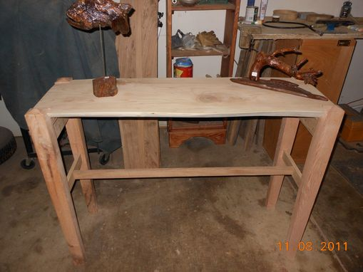 Custom Made Sofa/ Hall Table