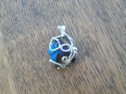 Custom Made Wire Wrap Pendants