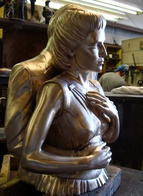 Custom Made Custom Bronze Sculpture