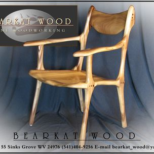 Magnificent Brian Noel Bearkat Wood Oak Harbor Wa Ibusinesslaw Wood Chair Design Ideas Ibusinesslaworg