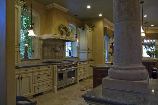 Custom Made Lake Bluff Tuscan Residence