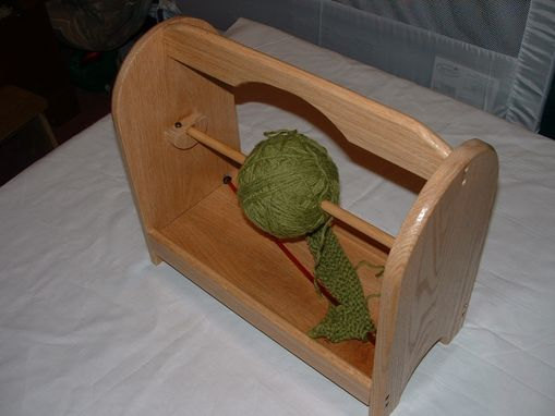 Custom Made Yarn Caddy