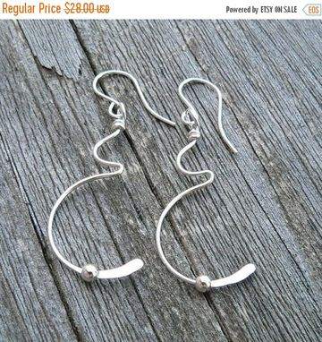 Custom Made Tiny Movement Pregnancy Earrings