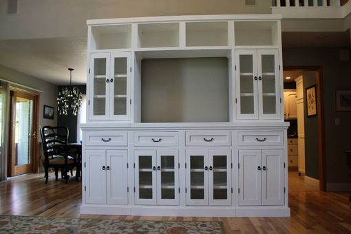Custom Made Traditional Entertainment Unit