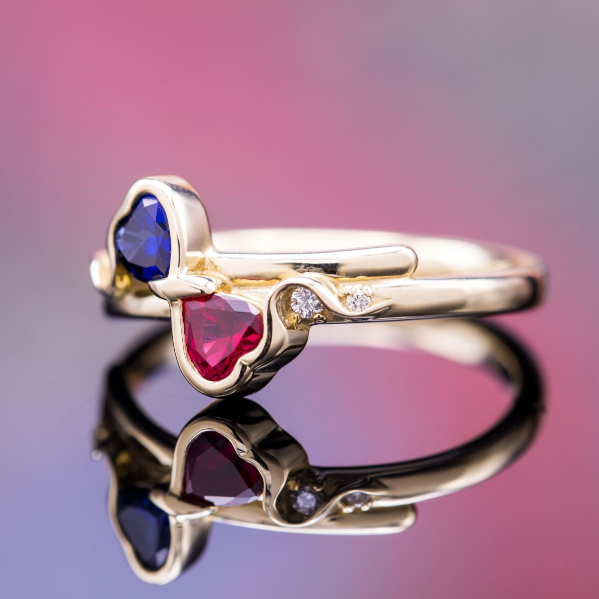 Ruby Engagement Rings | CustomMade.com