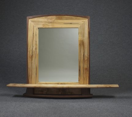 Custom Made Large Mirror