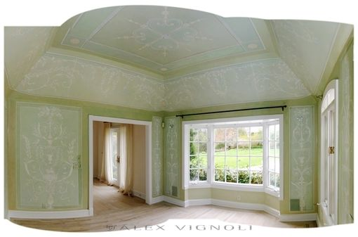 Custom Made Decorative Painting Restoration - Water Mill, Ny