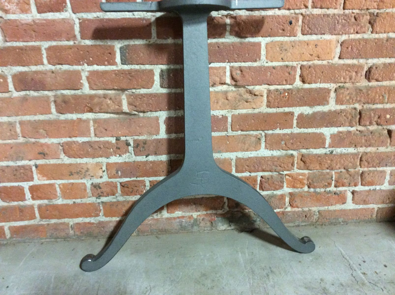 Furniture Legs Masters buy custom made cast iron wishbone dining table legs,, made to