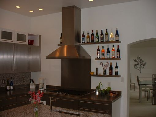 Custom Made Custom Stainless Steel Exhaust Hood