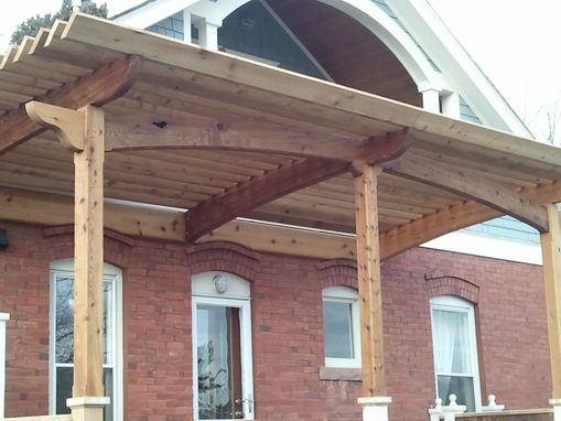 Custom Made Bluff Street Pergola