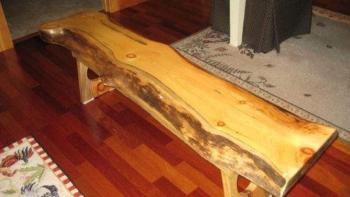 Custom Made Pine Benches