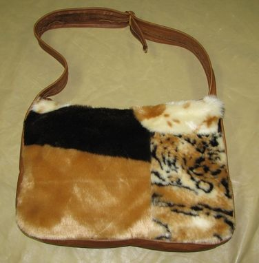 Custom Made Furry Me-Wow Bag