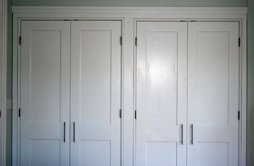 Custom Made Built-In Closets