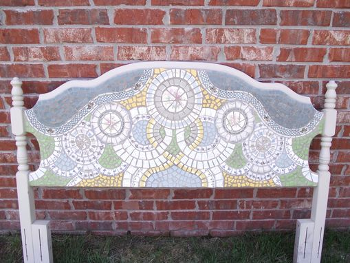 Custom Made Queen Mosaic Headboard