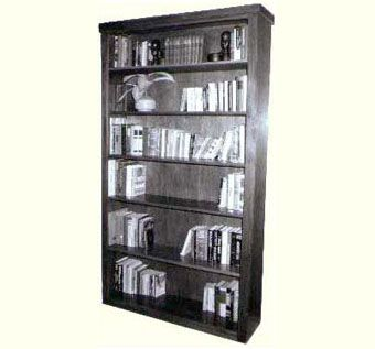 Custom Made Freestanding And Custom Built-In Book Cases