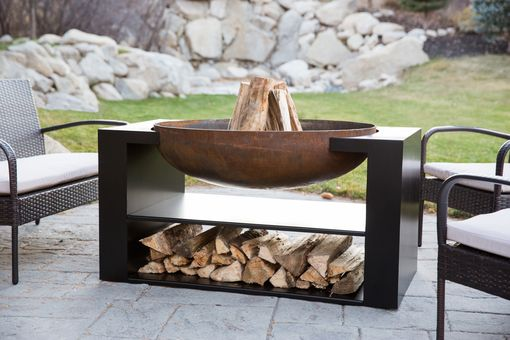 Custom Made Albion Fire Pit