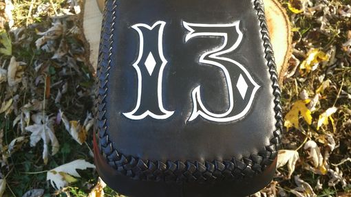 Custom Made Custom Motorcycle Seat