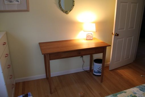 Custom Made Simple Shaker Desk