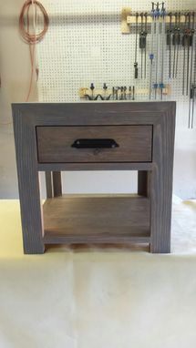 Custom Made New Zealand Select Pine Coffee/End Tables
