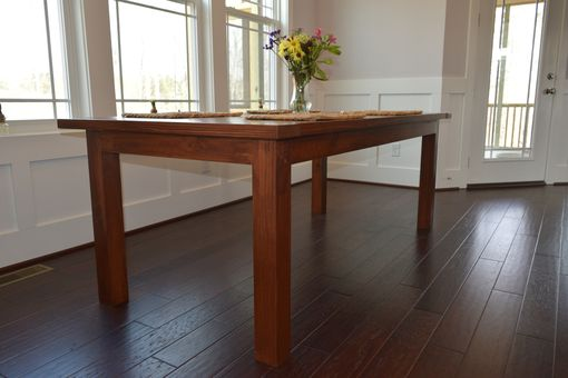 Custom Made Fork And Knife Table