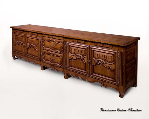Custom Made #108 French Provencial Buffet