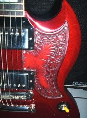 Custom Made Pick Guard