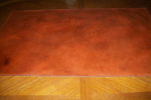 Custom Made Custom Leather Deskpad