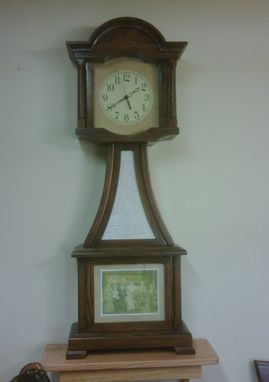 Custom Made Story Clock