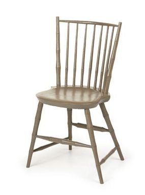Custom Made Rod Back Windsor Chair