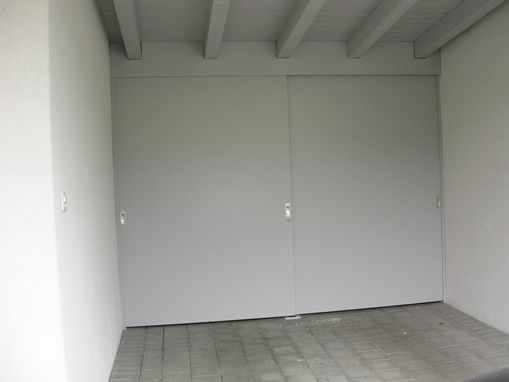 Custom Made Storage Doors