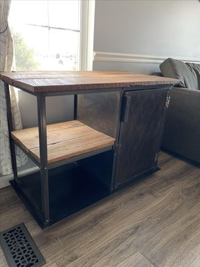 Custom Made Credenzas / Sideboard Industrial Style